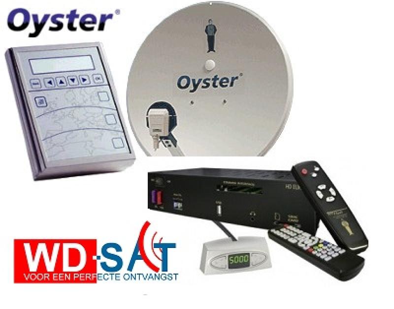 Ombouwen Oyster Vision I