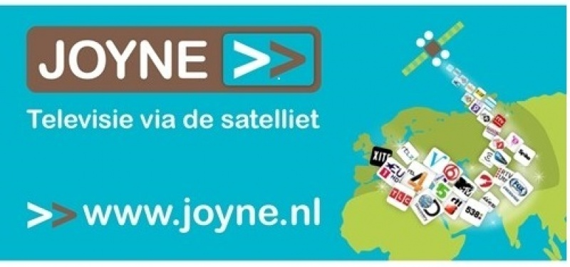 Joyne Basis pakket satellietontvangst
