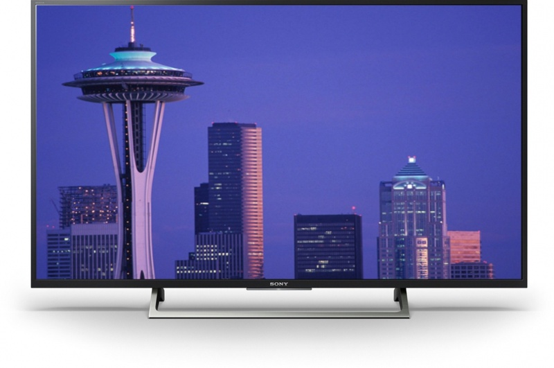 SONY KD-49XE7096 125CM Ultra HD 4K  met DVB-S/C/T