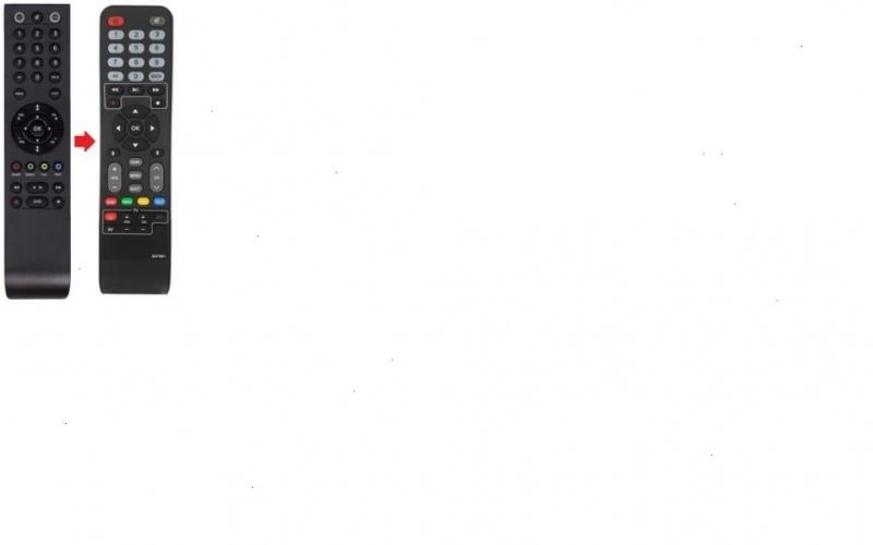 Philips DSR-7141/M7 SAT-801 afstandsbediening