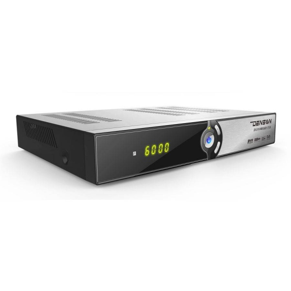 Denson DS-1010 road V3 12/220V HD/PVR tuner met kaartlezer en CI slot