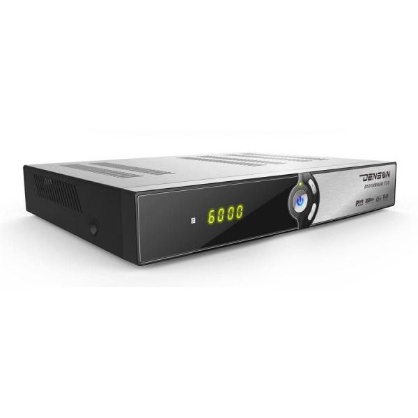 Denson DS-1010 road V3 12/220V HD/PVR tuner met kaartlezer en CI slot