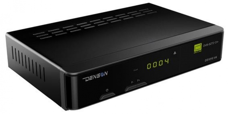 Denson DS-1010 road V4 12/220V HD/PVR tuner met CI slot
