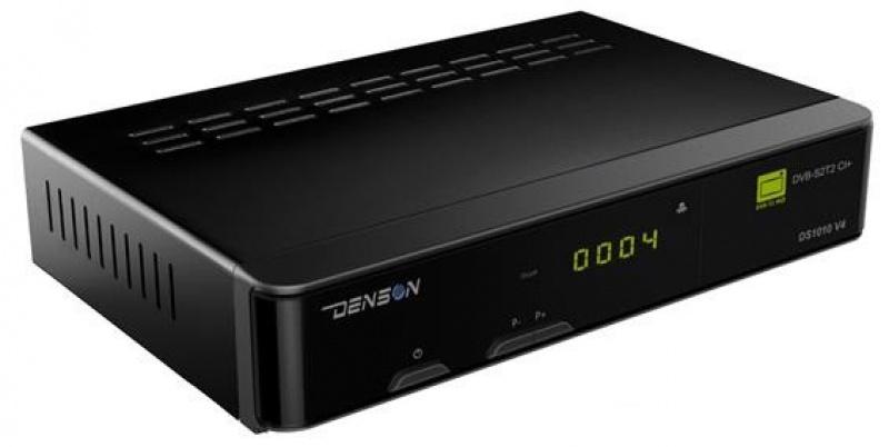 Denson DS-1010 road V4 12/220V HD/PVR tuner met CI slot