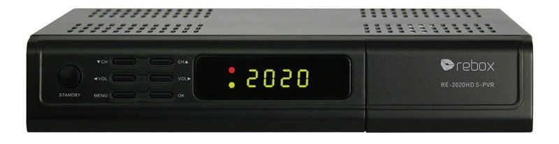 Rebox RE-2020 HD PVR 12Volt