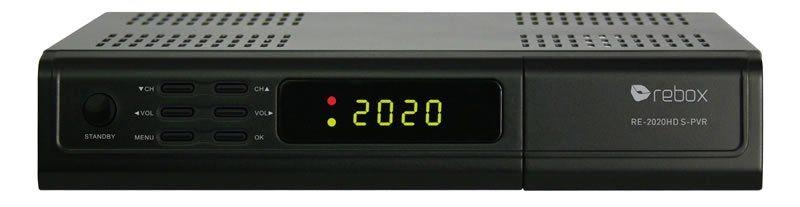 Rebox RE-2020 HD PVR 12Volt