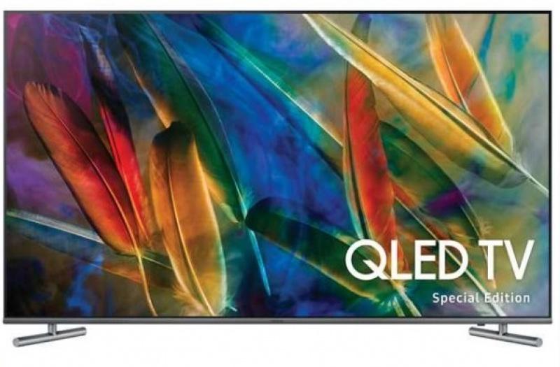 SAMSUNG QE55Q6F 135cm QLED TV met DVB-S/C/T