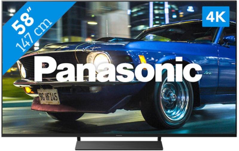 Panasonic TX-58HXX889 146CM ULTRA HD smart LED TV met DVB-C/T/S2