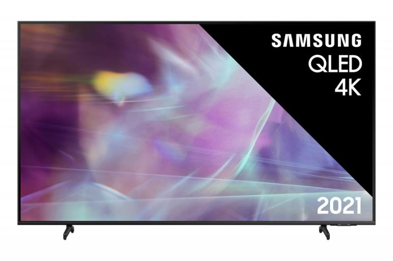 Samsung QE50Q80AAT 127cm QLED TV met DVB-S/C/T
