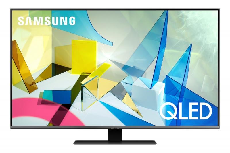 Samsung QE50Q67TAS 127cm QLED TV met DVB-S/C/T