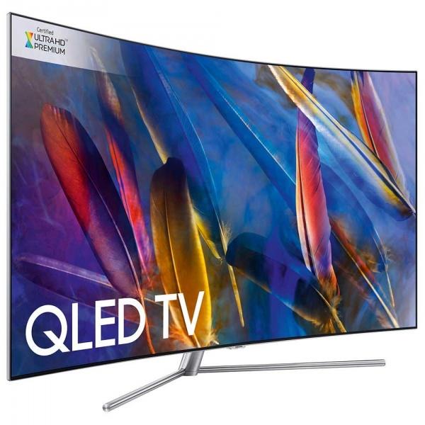 SAMSUNG QE49Q7C 125cm Curved QLED TV met DVB-S/C/T