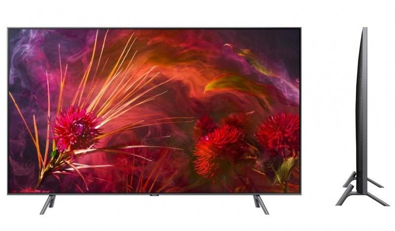 SAMSUNG QE55Q8D 135cm QLED TV met DVB-S/C/T