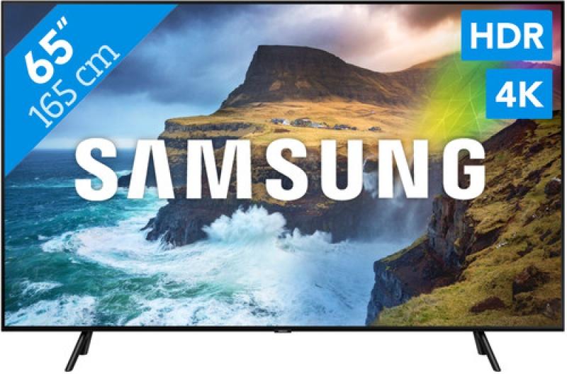 SAMSUNG QE65Q6F 165cm QLED TV met DVB-S/C/T