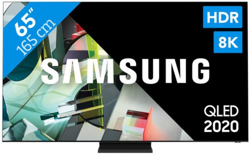 Samsung QE65Q900TSL 165cm QLED TV met DVB-S/C/T