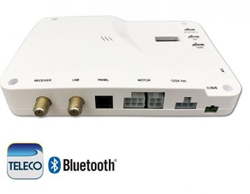 Teleco Flatsat Easy BT 65 SMART, Panel 16 SAT, Bluetooth Zelfzoekend Satelliet systeem