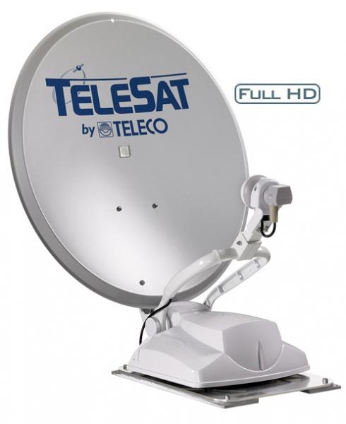 Teleco Telesat BT 85 SMART Diseqc, Panel 16 SAT, Bluetooth Zelfzoekend Satelliet systeem
