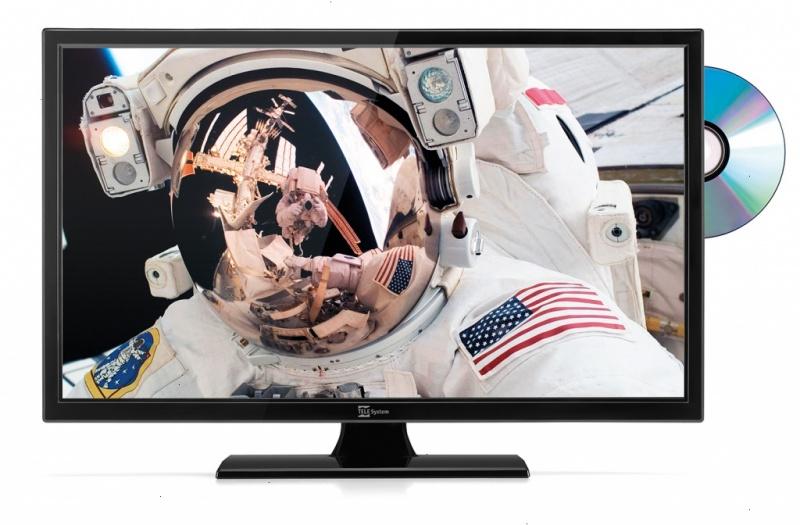 TeleSystem Palco19Led09+DVD 48cm 18,5inch 12/230V S2/T2