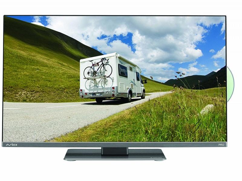 Avtex 249DRS 24 61cm Led TV DVB-T/DVB-S2/HD DVD rec met HDTV Satelliettuner