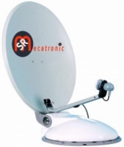 Mecatronic ASR 800 plus zelfzoekend ASTRA-1 en 3