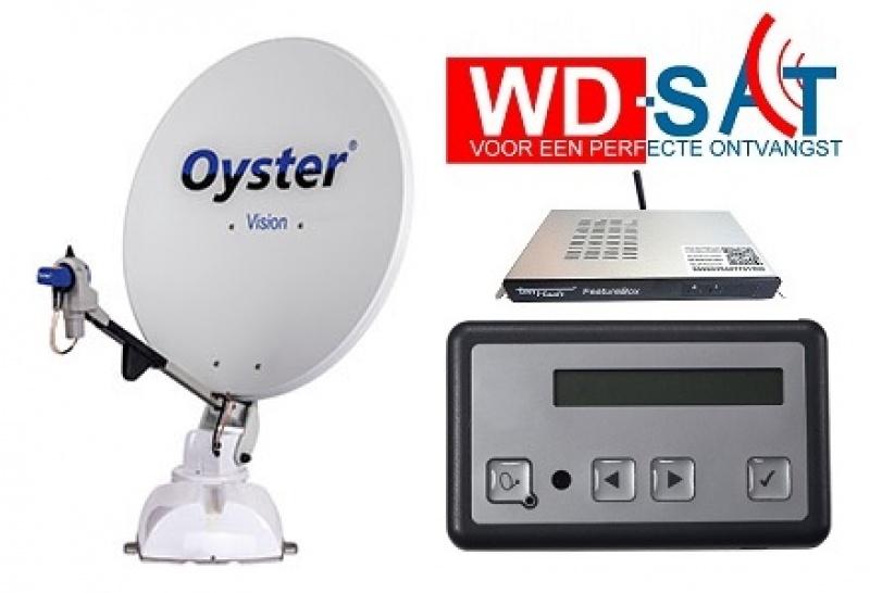 Oyster Vision lll 85cm SKEW zelfzoekend