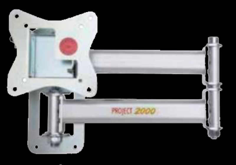 Project 2000 P2000/12483-206H TV beugel 3 draaipunten