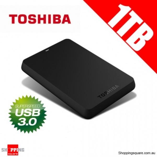 Toshiba Externe Hardeschijf 1tB