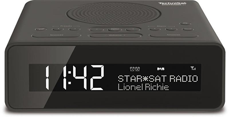 Technisat DigitRadio 51 kompakte Dab klokradio