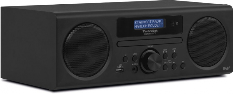 Technisat Techniradio Digit Dab+ CD stereo tafelradio