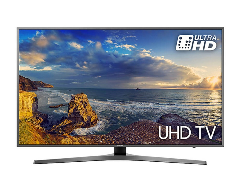 Samsung UE49MU6470ASXXN 125CM smart LED TV Ultra HD TV met DVB-C/T/S2