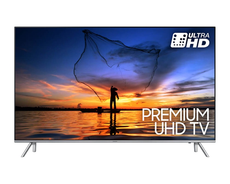 Samsung UE49MU8000ASXXN 125CM Ultra HD smart TV met DVB-C/T/S2