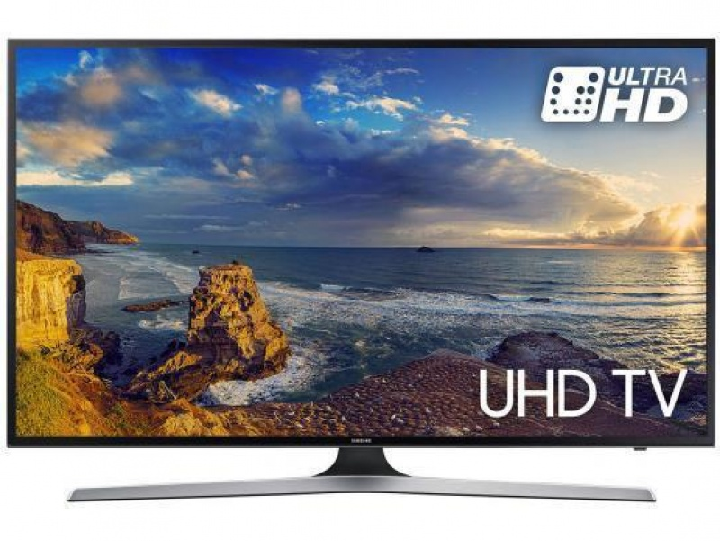 Samsung UE49MU6199ASXXN 125CM smart LED TV Ultra HD TV met DVB-C/T/S2