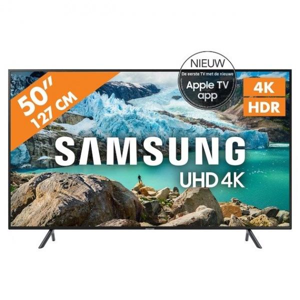 Samsung UE50RU7170 124CM ULTRA HD smart LED TV met DVB-C/T/S2