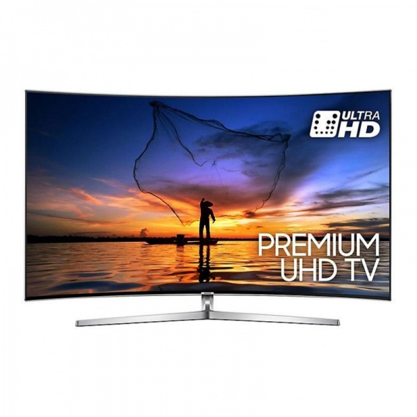 Samsung UE55MU9000ASXXN 140CM CURVED Ultra HD smart TV met DVB-C/T/S2