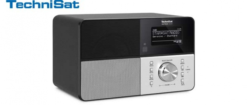 Technisat DigitRadio 306IR mono Dab+ internet tafel radio