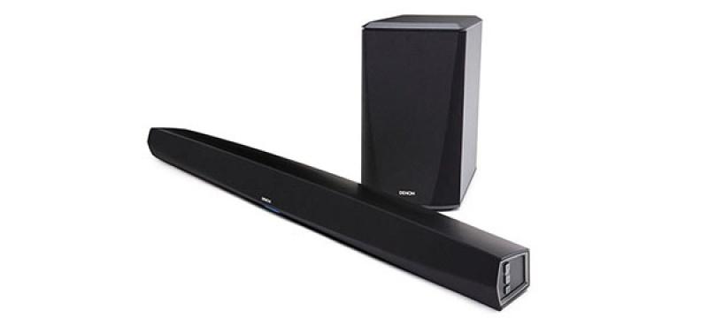 Denon DHT-S516 soundbar zwart
