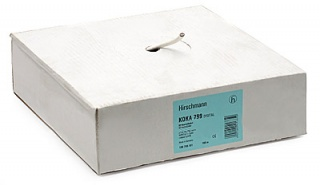 Hirschmann KOKA-100 satellietcoax wit