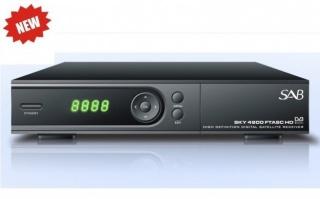 SAB SKY-4900 FTASC HD met webbrowser