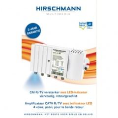 Hirschmann GHV-41MX Antenne versterker + LED