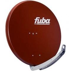 Fuba DAA-650 65cm schotel rood