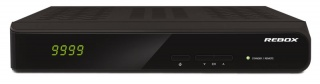 Rebox RE-2220 CD/CI/HDTV/USB PVR Ready 12/220 Volt