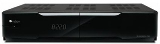 Rebox RE-8220 CI/HDTV/PVR Twin tuner 500gB