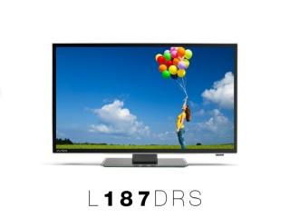 Avtex 188DRS 19 48cm Led TV DVB-T/DVB-S2/HD DVD rec met HDTV Satelliettuner