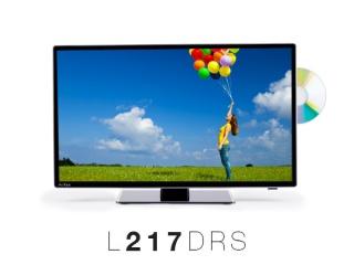 Avtex 218DRS 21 55cm Led TV DVB-T/DVB-S2/HD DVD rec met HDTV Satelliettuner