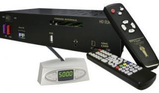 Oyster en CARO CI HDTV Satellietontvanger incl. besturing