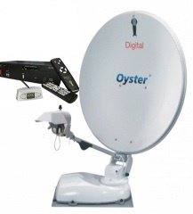 Oyster HDTV 65cm CI SKEW zelfzoekend