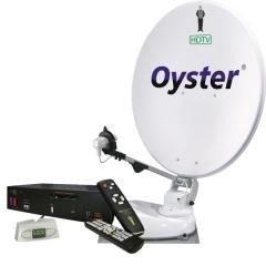 Oyster HDTV 65cm CI TWIN zelfzoekend