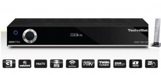 Technisat Digit Isio S2 CI/HDTV Twintuner PVR Ready