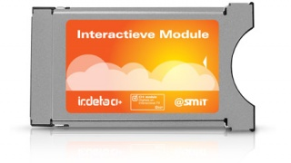 Ziggo CI+ Module Smit 1.3 Interactief