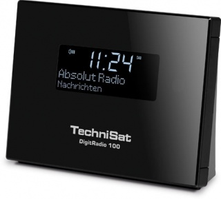 Technisat DigitRadio 100 FM/DAB+ ontvanger + Bluetooth