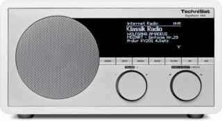 Technisat DigitRadio 400 Dab+ FM Internet + bluetooth + AB WIT